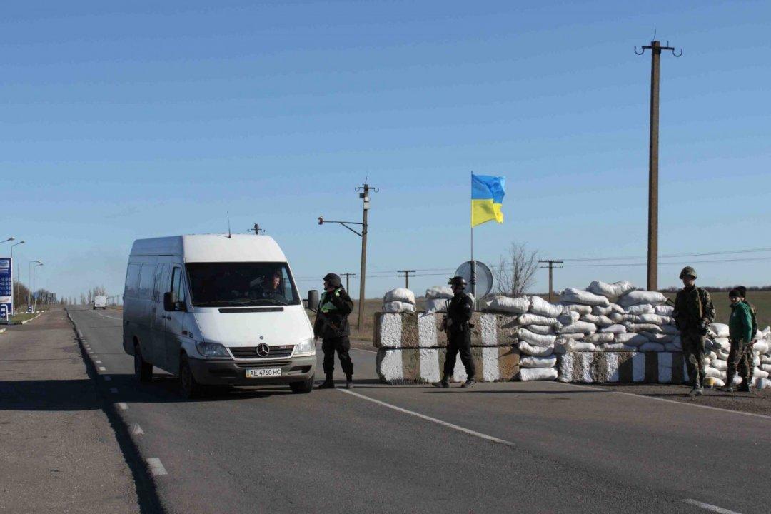 Украина перенесла КПП «Меловое» из-за «российской угрозы»