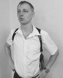 Евгений Кузнецов, воин-доброволец