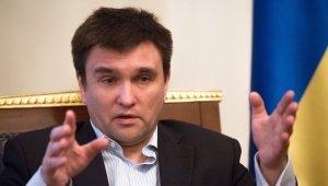 Министр ИнДел Климкин, готов научить НАТО уникальным операциям, таким как Иловайская