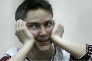 Надежда Савченко, герой Украины