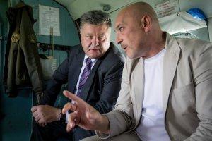 Порошенко и Тука пришли к власти на крови тех, кто боролся с диктатурой...