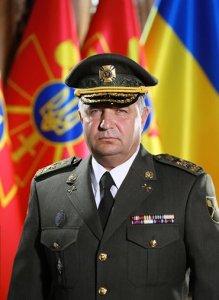 Степан Полторак, Министр обороны, а хочет быть генерал-аншефом
