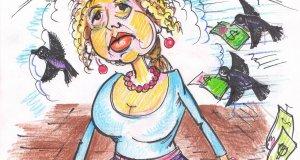 Наташка Чиж унесла тринадцать лямов