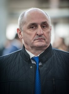 Володимир Ширма - голова Житомирської облради, партія БПП