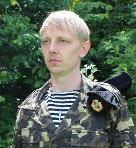 Евгений Кузнецов. Воин-доброволец, офицер