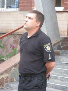 Начальника полиции Сороку ткнули носом в закон