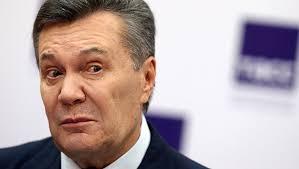 "Виктор Янукович. Такая ""халява"" его не радует"