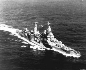 крейсер «Индианаполис»