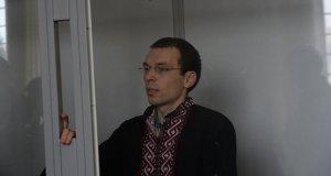 Политический заключённый, журналист, Василий Муравицкий