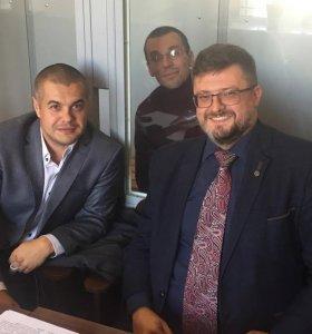 адвокат Гожый, Василий Муравицкий, адвокат Доманский