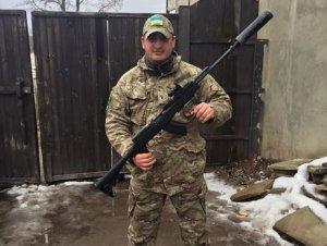 Волонтер Юрий Мысягин