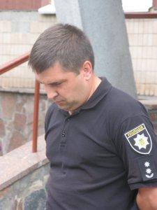 Главный городской полицай Сорока