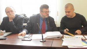 Защита Муравицкого: адвокаты Берещенко, Доманский и Гожый