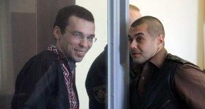 узник совести Муравицкий и адвокат Гожый