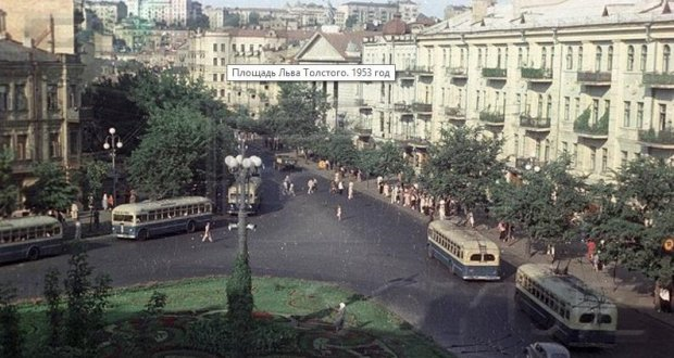 Plosha-Tolstogo