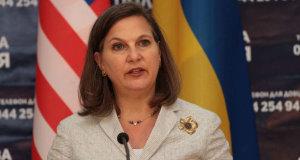 Виктория Нуланд, отношения Украины и США
